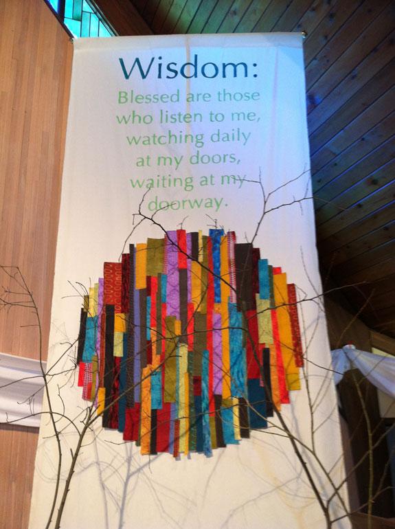 Wisdom Installtion 2012